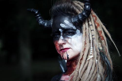 Portrait from Elfia - Arcen 2018