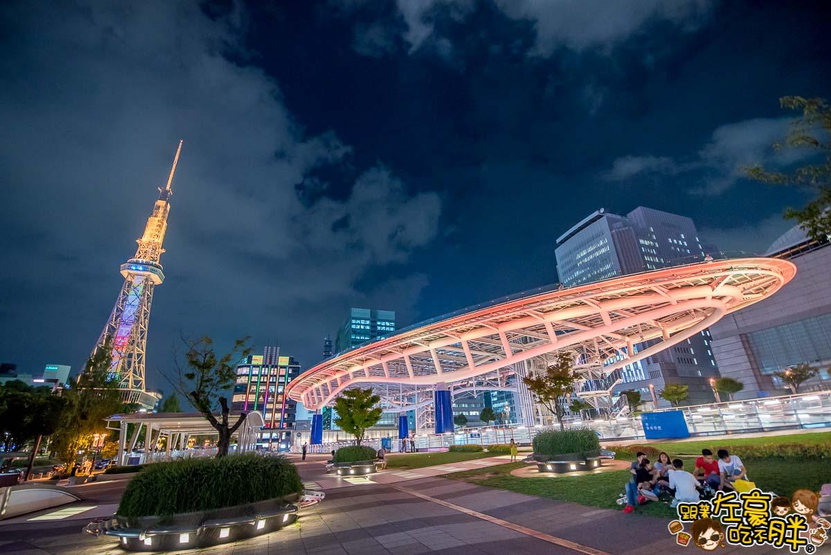 名古屋自由行-名古屋電視塔+宇宙船綠洲21-22