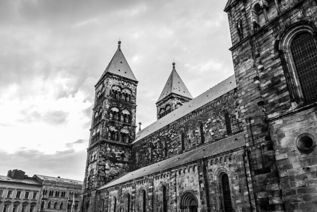 Sweden - Lund - Cathedral