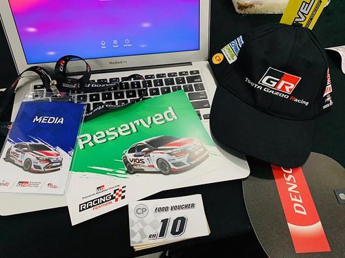 Toyota Gazoo Racing Malaysia Hari Pertama