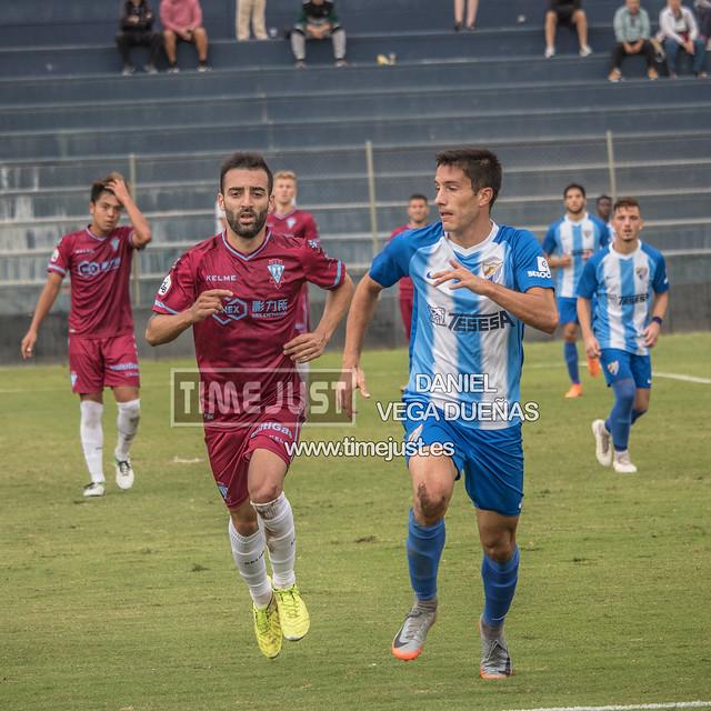 Atlético Malagueño 0-0 Jumilla