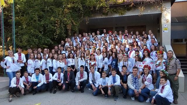 Учні ММК ім. В.Д. Чайки взяли участь у Cross-форумі (м. Одеса)