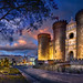 Castel Nuovo, Napoli, Campania, Italia