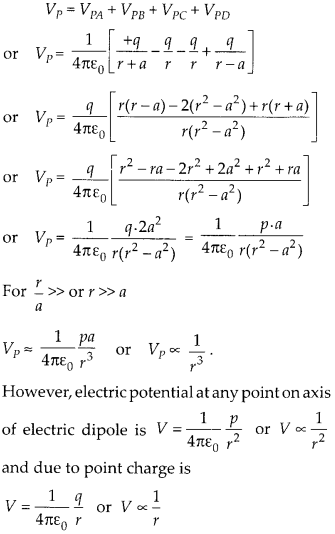 NCERT Solutions for Class 12 Physics Chapter 2 Electrostatic Potential and Capacitance 32