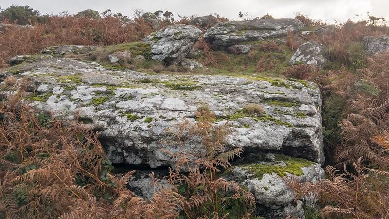 Mardon Down Rocks (north)