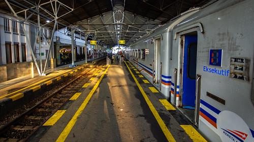 Eksekutif - Jalur 5, Yogyakarta, 20160921