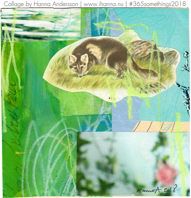 Sending out Sniffer - Collage no 257 by iHanna