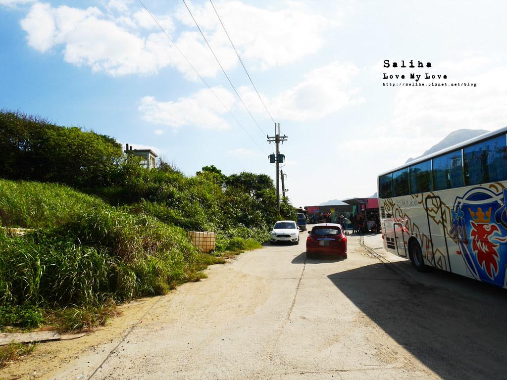 象鼻岩番仔澳酋長岩公園怎麼去交通方式公車 (11)