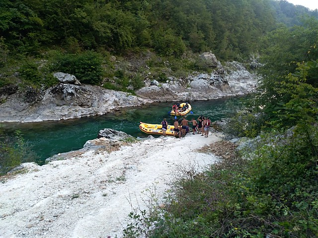 It's time for the Neretva rafting