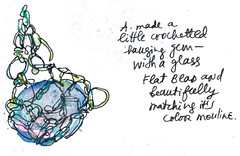 Sketchbook #114: Treasures