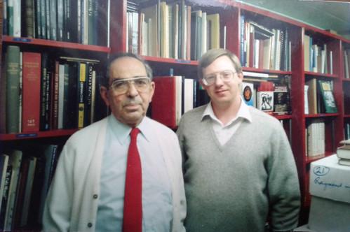 Frank Katen, Wayne Homren