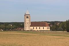 L'église Saint-Germain de Hanches