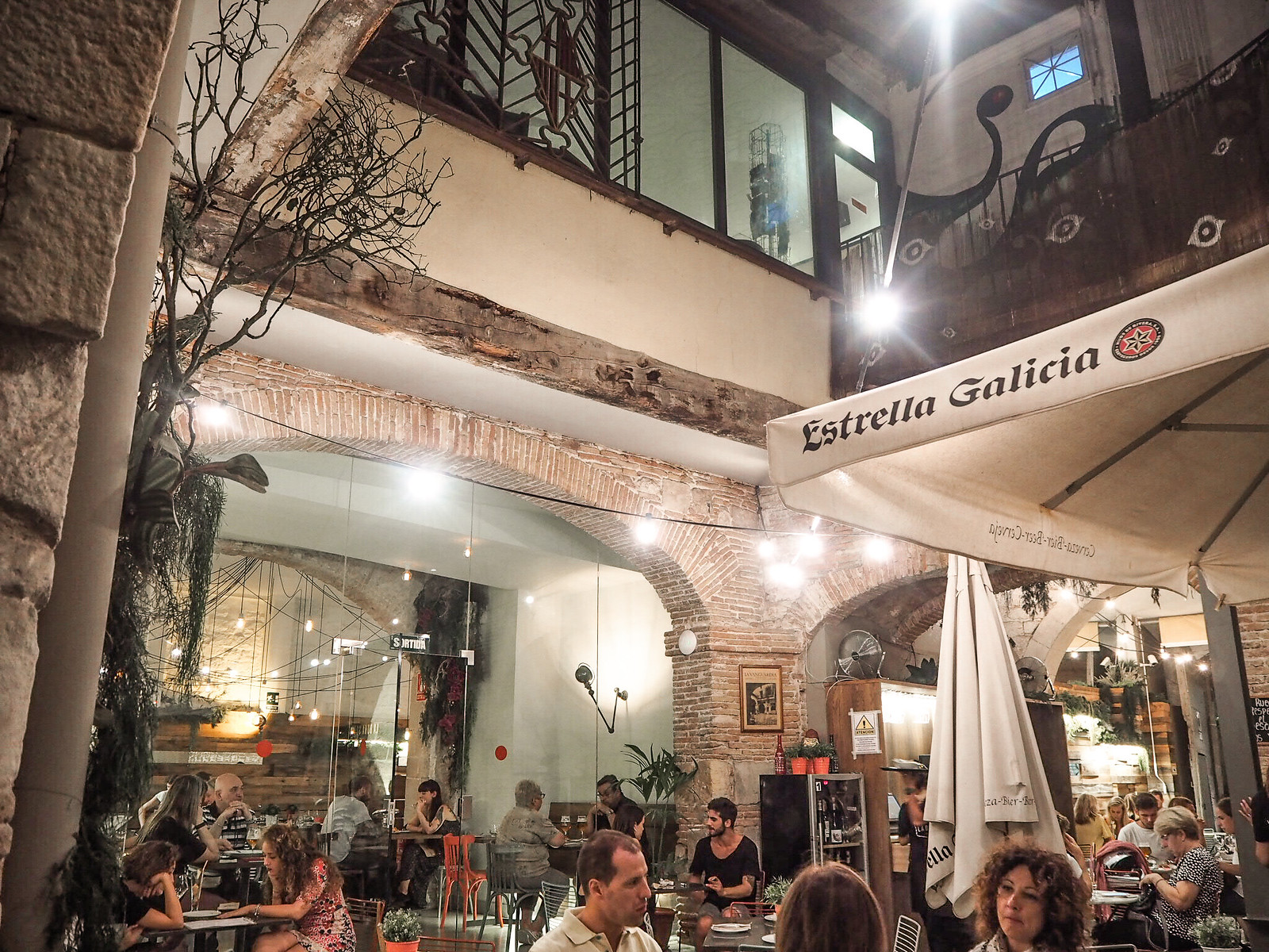 Parhaat ravintolat Barcelona