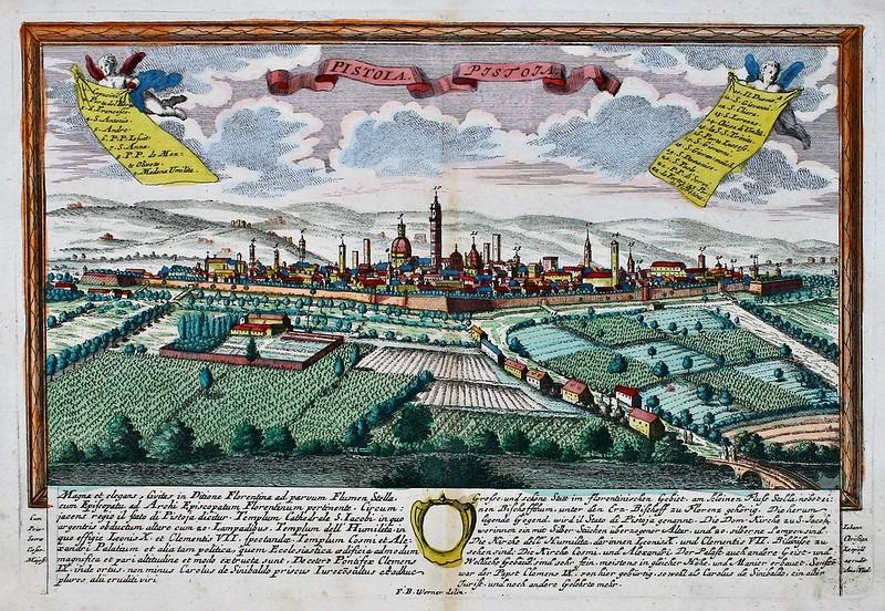 Johann Christian Leopold - Pistoia (c.1740)