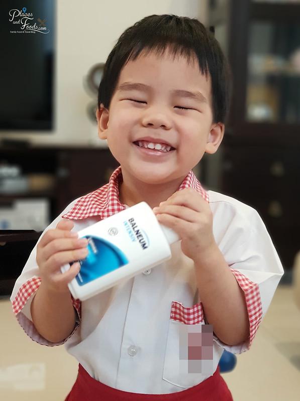 balneum intensiv lotion children
