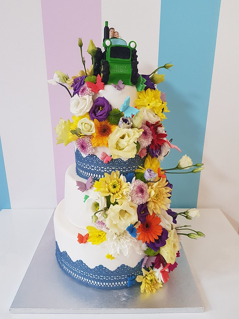 Cake by Mlle Reinard