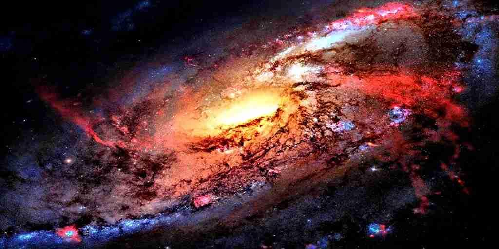 Des étoiles volantes entre les galaxies
