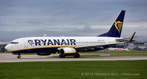Ryanair B737 ~ EI-DLX
