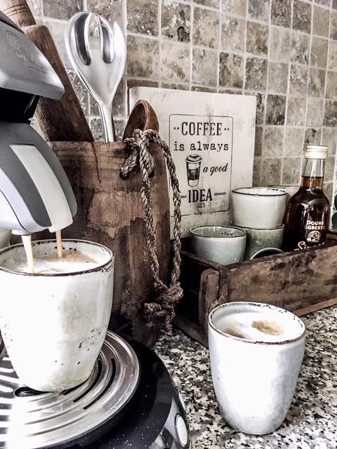koffiehoekje Broste Copenhagen servies