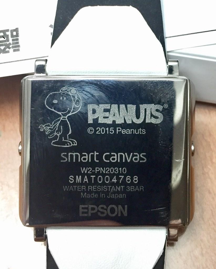 Epson Smart canvas snoopy