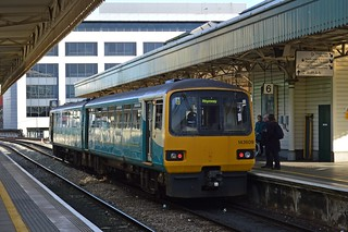 143609, Cardiff Central