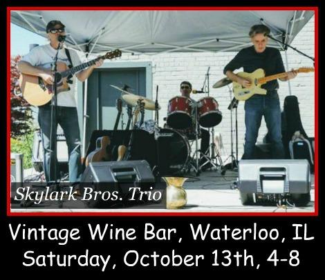 Skylark Bros. Trio 10-13-18