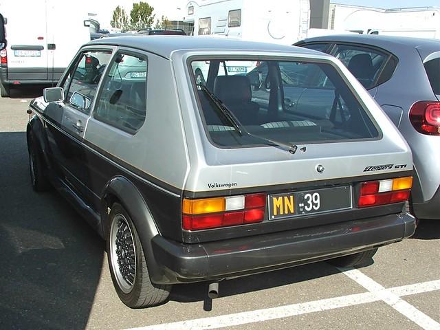 VW Golf GTI by Zender - 1982
