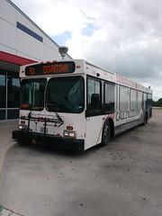 VIA Metro New Flyer 347