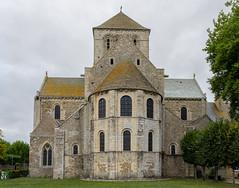 00681 Église abbatiale Sainte-Trinité de Lessay