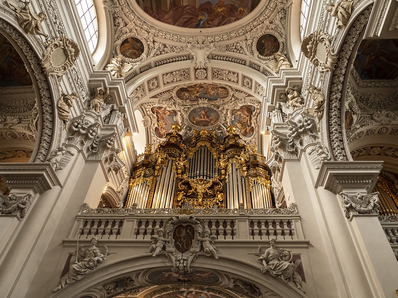 Passau Cathedral 13