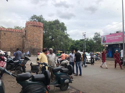 City Monument - Dilli Gate, Central Delhi