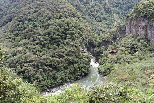 J15 : 2 octobre 2018 : Baños et route des cascades en VTT