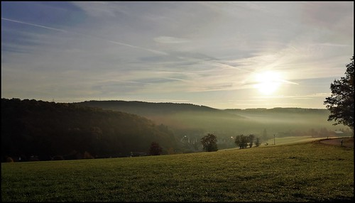 Autumn Landscape, Germany.
