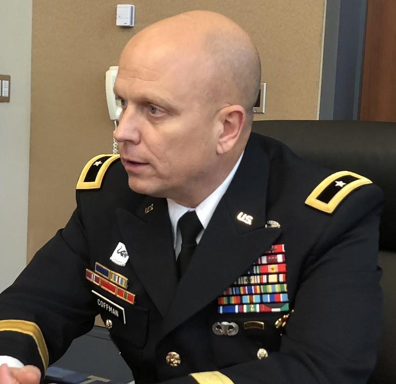 Brig. Gen. Richard Ross Coffman