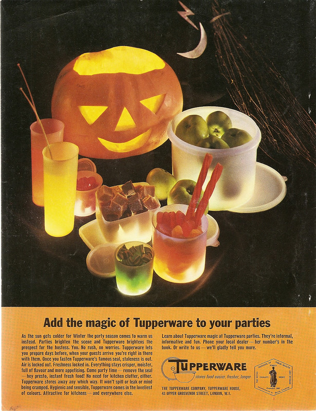 Tupperware 1965