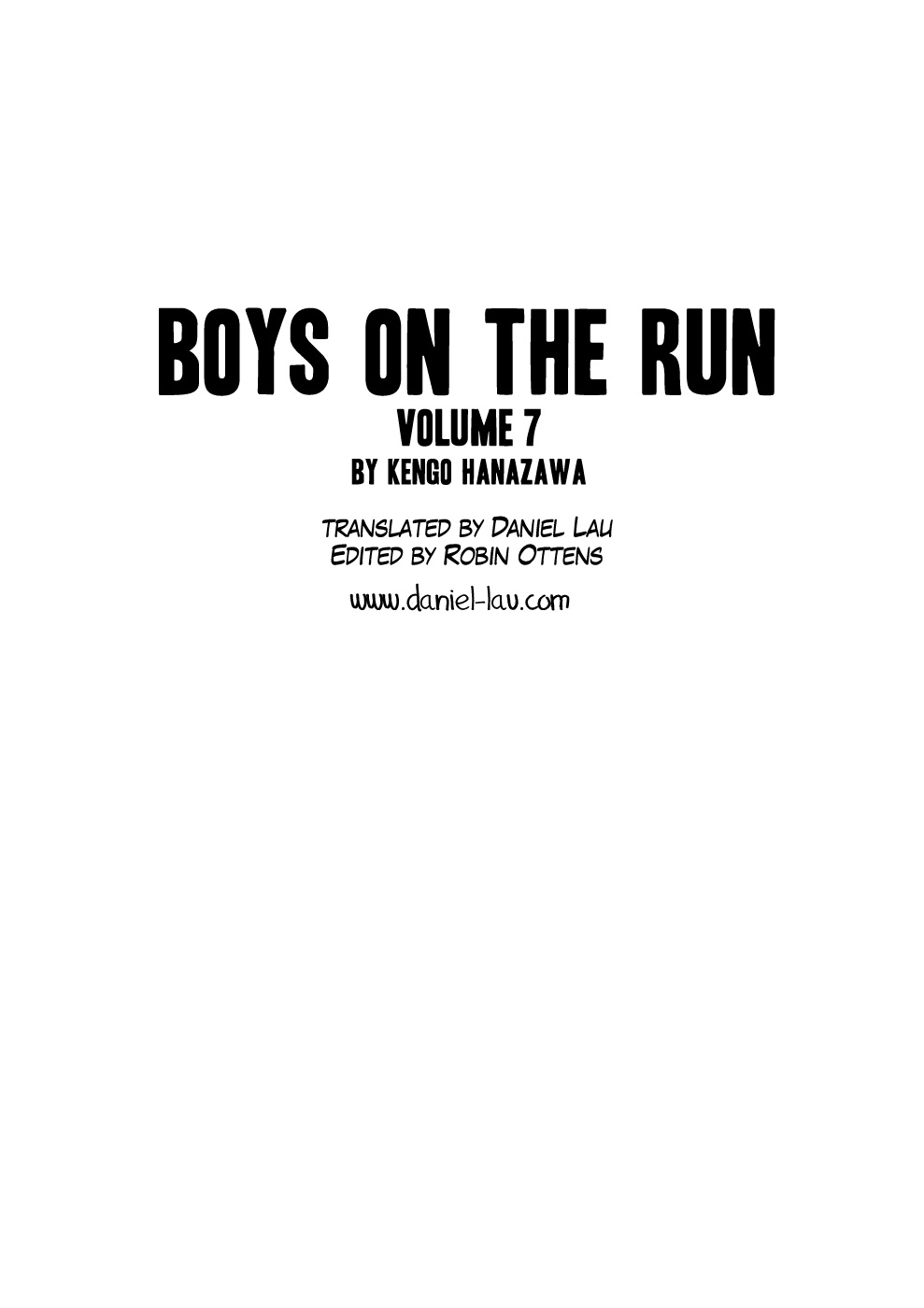 Boy On The Run Chap 66 . Next Chap Chap 67