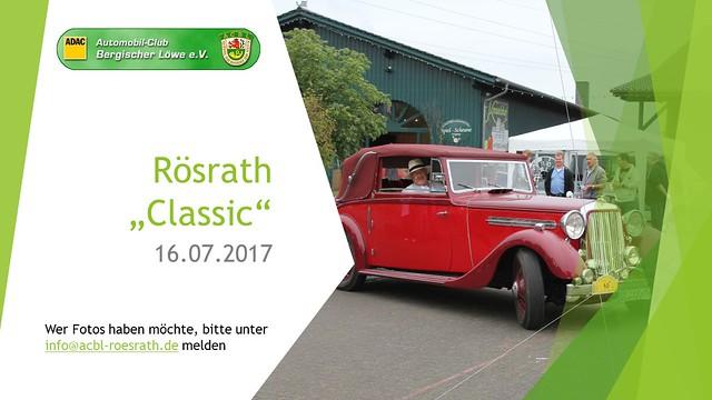 "2017 Rösrath ""Classic"""