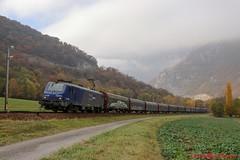 RegioRail BB 27129 - Photo of Clarafond-Arcine