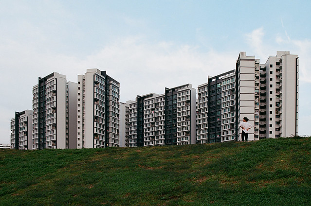 Apartment hunting in Singapore