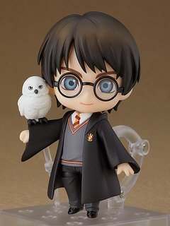 """Expecto Patronum!"" Nendoroid Harry Potter!"