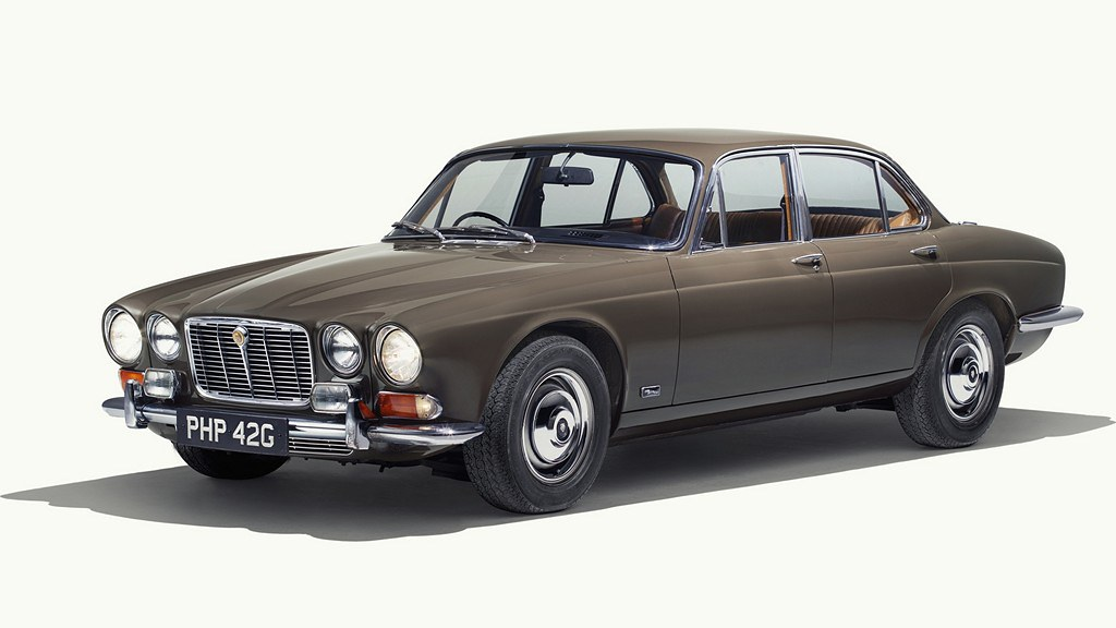 Jaguar XJ Series 1 (1968)