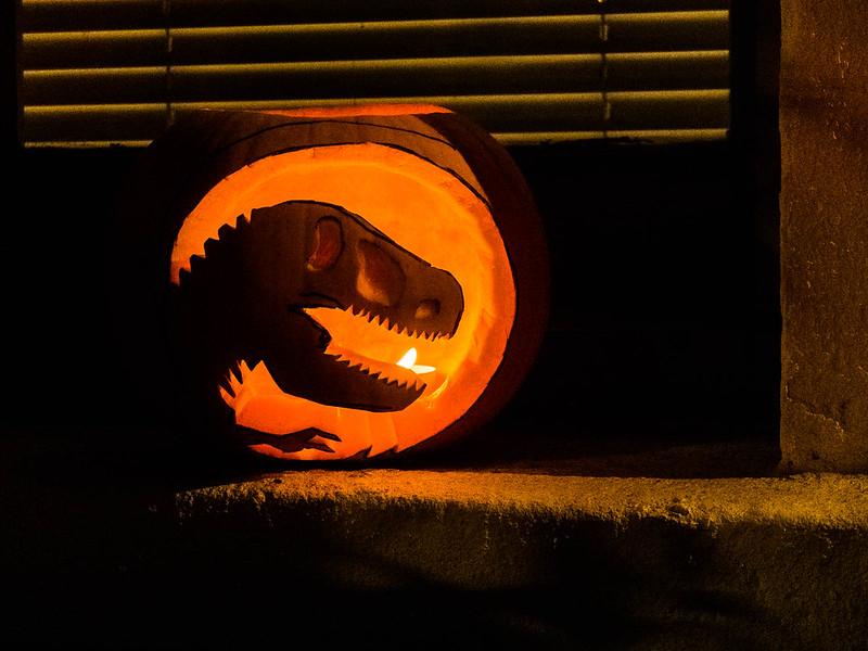 Halloween en Cambridge