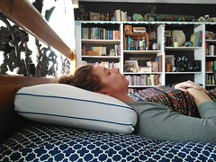 Innocor Comfort by Serta Gel Memory Foam Side Sleeper Pillow Back Sleeping