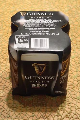 Guinness Draught (in Dosen)