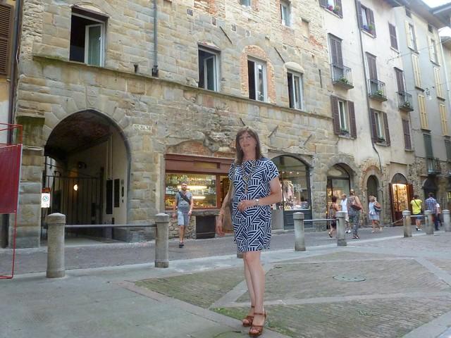 Bergamo - Via Bartolomeo, Panasonic DMC-TZ18