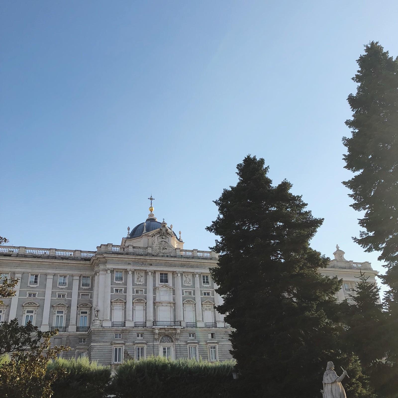 Madrid en septiembre