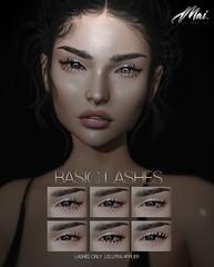 Mai. - Basic Lashes for LELUTKA