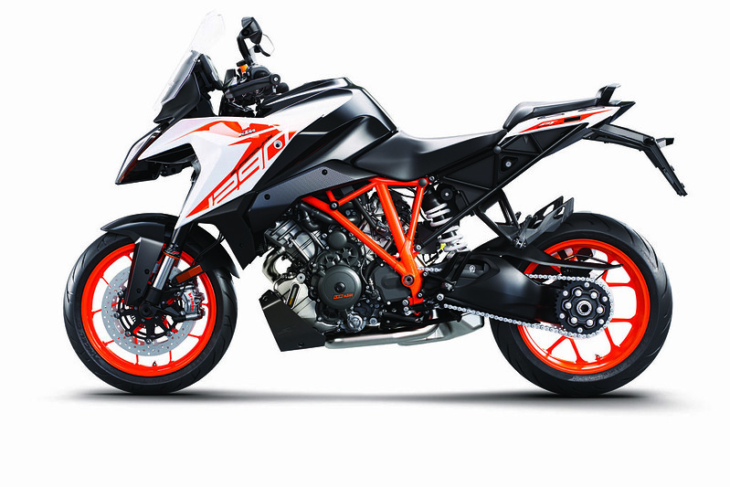 KTM 1290 Super Duke GT MY19 Orange 90-Le