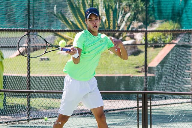SBA Tennis Open - Dia 2 | 14-10-2018