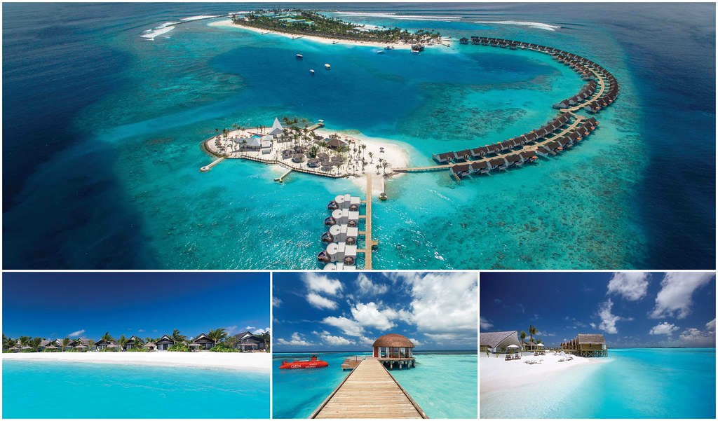 Malediwy Oblu 1